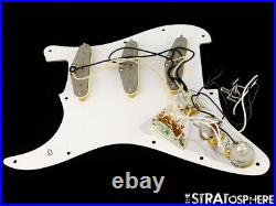 Fender Jimi Hendrix Strat LOADED PICKGUARD, Stratocaster USA'65 Pickups Reverse