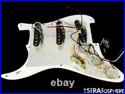 Fender Jimmie Vaughan Tex Mex Strat LOADED PICKGUARD Stratocaster