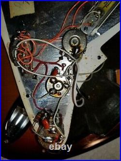 Fender Lace Sensors strat Plus 1987 loaded pickguard