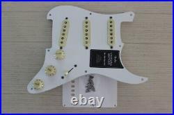 Fender Ltd 50s Road Worn Hot Strat LOADED Pickguard Vintage Stratocaster #076
