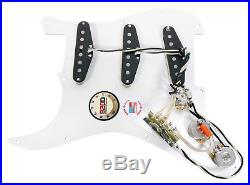 Fender Original'57/'62 Strat Loaded Pickguard White Pearl / Aged White