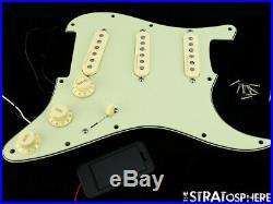 Fender Roadhouse Stratocaster LOADED PICKGUARD Noiseless Strat S-1 & V6 Rotary
