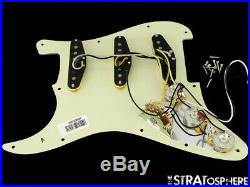 Fender Robert Cray Strat LOADED PICKGUARD & CUSTOM SHOP PUs Stratocaster
