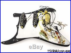 Fender Standard Floyd Rose HSS Strat LOADED PICKGUARD Stratocaster Coil Tap
