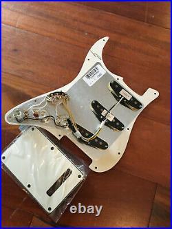 Fender Strat Custom Shop Fat'50s Pickups Loaded Pickguard Assembly