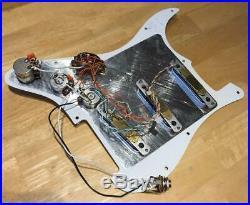 Fender Strat Plus, Loaded Pickguard, 1992, All Original, Gold Lace Sensors, TBX