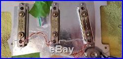 Fender Strat Plus Loaded Pickguard / Gold Fender Lace Sensors / 1987