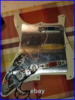 Fender Strat Plus Loaded pickguard 1989/90