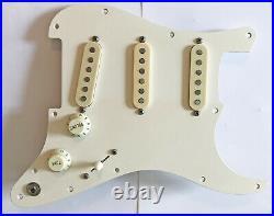 Fender Stratocaster 1983 1984 loaded pickguard Vintage Strat pickups, COMPLETE