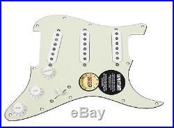 Fender Stratocaster Strat Loaded Pickguard DiMarzio Area 58, 67, 61 MG/WH