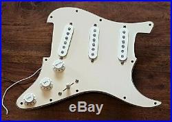 Fender Stratocaster USA Loaded Pickguard 2007 American Standard Strat