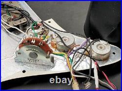 Fender TBX Mid Boost HSS Strat LOADED PICKGUARD Noiseless & Humbucker Pickups
