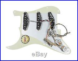 Fender Tex-Mex 920D Loaded Pre-wired Strat Pickguard MG/AW