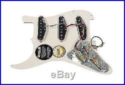 Fender Tex-Mex 920D Loaded Pre-wired Strat Pickguard TO/BK