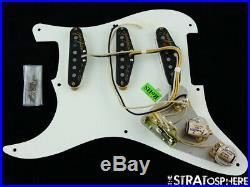 Fender USA Custom Shop 1955 Relic Stratocaster LOADED PICKGUARD, Strat Josefina