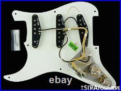Fender USA Custom Shop 1955 Relic Stratocaster LOADED PICKGUARD, Strat LMM