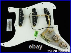 Fender USA Custom Shop 1955 Relic Stratocaster LOADED PICKGUARD, Strat SP