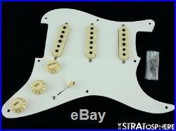 Fender USA Custom Shop 1956 Relic Stratocaster LOADED PICKGUARD Strat, JOSEFINA