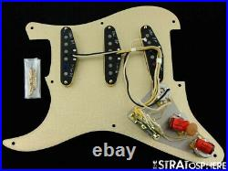 Fender USA Custom Shop 1957 Relic Stratocaster LOADED PICKGUARD Strat BP