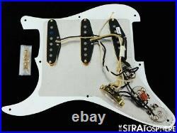 Fender USA Custom Shop 1958 NOS Strat LOADED PICKGUARD American RARE 1997