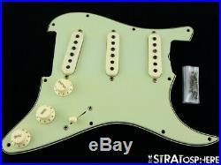 Fender USA Custom Shop 1959 Relic Stratocaster LOADED PICKGUARD Strat Josefina