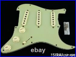Fender USA Custom Shop 1959 Relic Stratocaster LOADED PICKGUARD Strat LMM