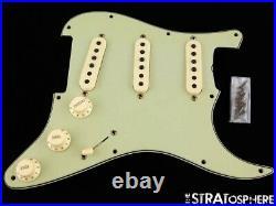 Fender USA Custom Shop 1959 Relic Stratocaster LOADED PICKGUARD Strat ME