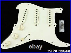 Fender USA Custom Shop 1959 Trans Relic Stratocaster LOADED PICKGUARD Strat BP