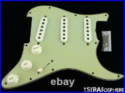 Fender USA Custom Shop 1961 Relic Stratocaster LOADED PICKGUARD Strat CG