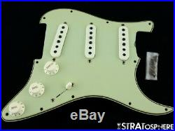 Fender USA Custom Shop 1961 Relic Stratocaster LOADED PICKGUARD, Strat Josefina