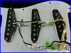 Fender USA Custom Shop 1961 Relic Stratocaster LOADED PICKGUARD Strat Josefina