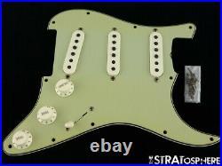 Fender USA Custom Shop 1961 Relic Stratocaster LOADED PICKGUARD, Strat LMM