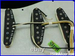 Fender USA Custom Shop 1961 Relic Stratocaster LOADED PICKGUARD, Strat MG