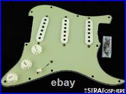Fender USA Custom Shop 1961 Relic Stratocaster LOADED PICKGUARD Strat SP