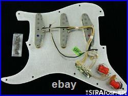 Fender USA Custom Shop 1964 Relic Stratocaster LOADED PICKGUARD Strat CG