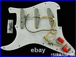 Fender USA Custom Shop 1964 Relic Stratocaster LOADED PICKGUARD, Strat CG