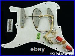 Fender USA Custom Shop 1964 Relic Stratocaster LOADED PICKGUARD Strat, CG