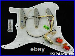 Fender USA Custom Shop 1964 Relic Stratocaster LOADED PICKGUARD Strat Handwound