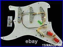 Fender USA Custom Shop 1964 Relic Stratocaster LOADED PICKGUARD Strat ME