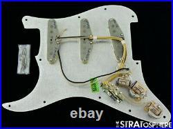 Fender USA Custom Shop 1965 Relic Stratocaster LOADED PICKGUARD Strat CG