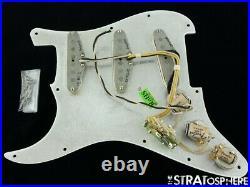 Fender USA Custom Shop 1965 Relic Stratocaster LOADED PICKGUARD Strat ME