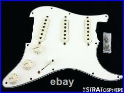 Fender USA Custom Shop 1969 Relic Stratocaster LOADED PICKGUARD Strat CG