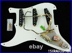 Fender USA Custom Shop'57 Relic Strat LOADED PICKGUARD Vintage Handwound 50s