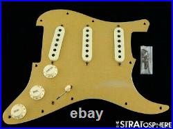 Fender USA Custom Shop 60s Big Head Stratocaster LOADED PICKGUARD Strat ME