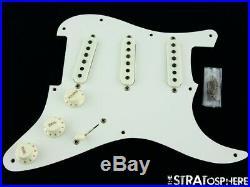 Fender USA Custom Shop Tomatillo II Relic Stratocaster LOADED PICKGUARD, Strat