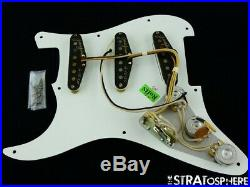 Fender USA Custom Shop Tomatillo II Relic Stratocaster LOADED PICKGUARD Strat