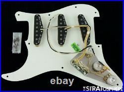 Fender USA Custom Shop Tomatillo II Stratocaster LOADED PICKGUARD Strat LMM