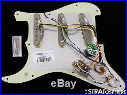 Fender Vintera 60s Stratocaster Strat Modified LOADED PICKGUARD Guitar Mint S-1