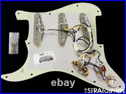 Fender Vintera Road Worn 60s RI Stratocaster LOADED PICKGUARD Strat 1960s Mint