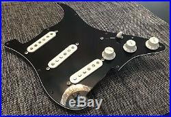 GFS 59 Professional Loaded Prewired Stratocaster Strat Pickups Pickguard